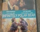Infinitely Polar Bear (DVD, 2016, Includes Digital Copy UltraViolet) Brand New