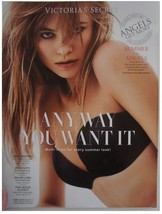 Victoria's Secret catalog ANYWAY YOU WANT IT 2015 VOL.4 - $15.99