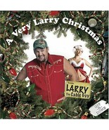 A Very Larry Christmas [Audio CD] Larry the Cable Guy - $6.92