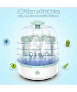 Baby Bottle Sterili-zer, Bottle Steam Sterili-zer for Baby Bottles Pacif... - $65.50