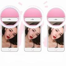 2018 New Portable Universal Selfie Ring Flash Led Light Lamp Mobile Phon... - $5.22