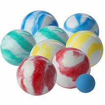 Franklin Sports Bocce Ball Set — 8 All Weather 90mm Soft Bocce Balls (Sw... - $28.05