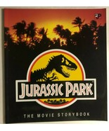 JURASSIC PARK The Movie Storybook (1993) Grosset & Dunlap illustrated SC 1st - $12.86