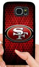 SAN FRANCISCO 49ERS PHONE CASE FOR SAMSUNG GALAXY & NOTE S6 S7 EDGE S8 S... - $14.97
