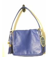 G.I.L.I. with HALOGUARD Leather Zip Front RFID Handbag - $250.00