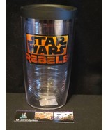 Star Wars Weekends Rebels Rendezvous Tumbler 16 oz 2014 Disney Parks - $36.48