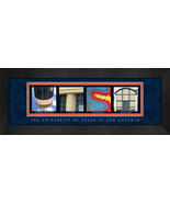 University of Texas at San Antonio Officially Licensed Framed Campus Let... - $39.95