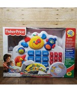 Fisher Price Baby Smartronics Computer Learning System From 2000 NEW - $33.85