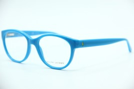 New Ralph Lauren Rl 6104 5417 Blue Eyeglasses Authentic Rx RL6104 50-17 - $59.84