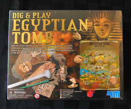 4M Dig and Play Egyptian Tomb  - $6.18