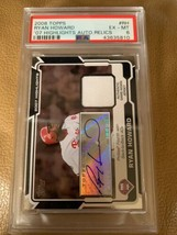 2008 Topps Highlights Autograph Relics #RH Ryan Howard LE/25 Phillies PS... - $392.00