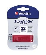 Verbatim 96806 Store n Go USB Flash Drive (32GB) - $25.72