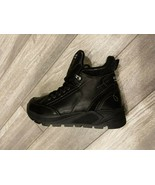 NEW Earth Journey Vigor Womens Size M Waterproof Leather Hiking Boots Winter - $60.00