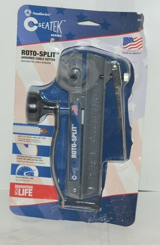 Southwire MCCUT CSeatek Series Rort Split Armored Cable Cutter