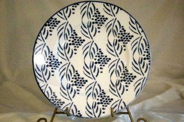 "Lenox 2019 Pointe Berry Blueberry Accent/Salad Plate 9"" New - $13.16"