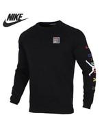 Original Air Jordan Nike Mens Sportswear Long Sleeve Black (L)T-Shirt CT... - $129.00