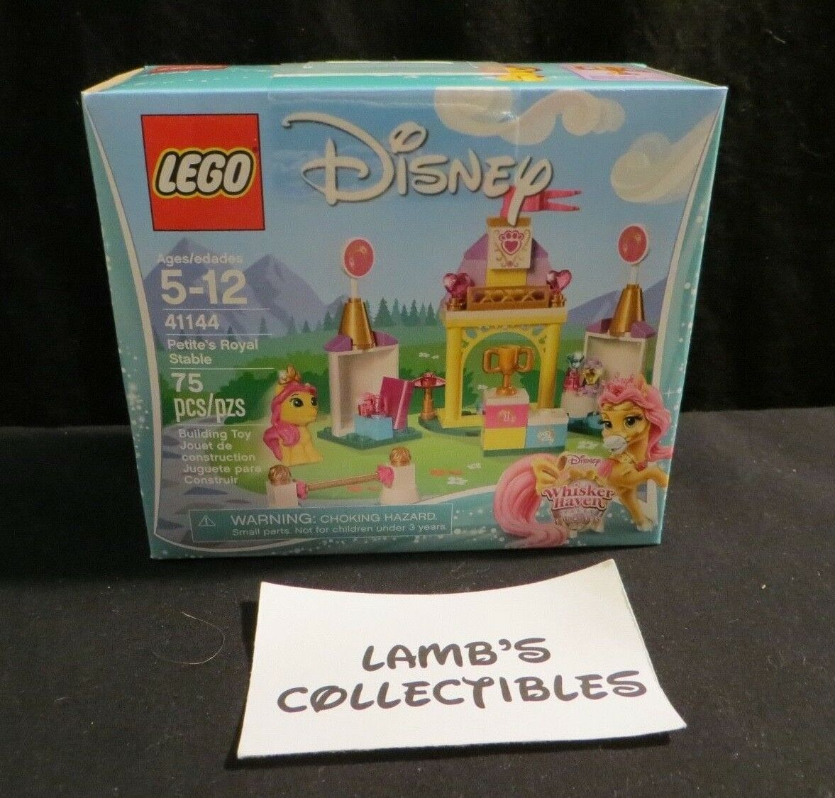 Primary image for Lego Disney 41144 - 75 pieces Petite's Royal Stable Disney Palace pets building