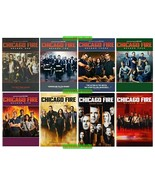 Chicago Fire Complete Series Season 1 2 3 4 5 6 7 & 8 DVD Set New Collec... - $74.00