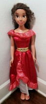 "Disney Princess Elena Of Avalor  My Size Doll - 38"" Tall with Dress - $48.19"