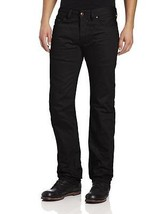 Diesel Men's Premium Cotton Regular Slim Straight-Leg Jeans Safado 008QU 36x30