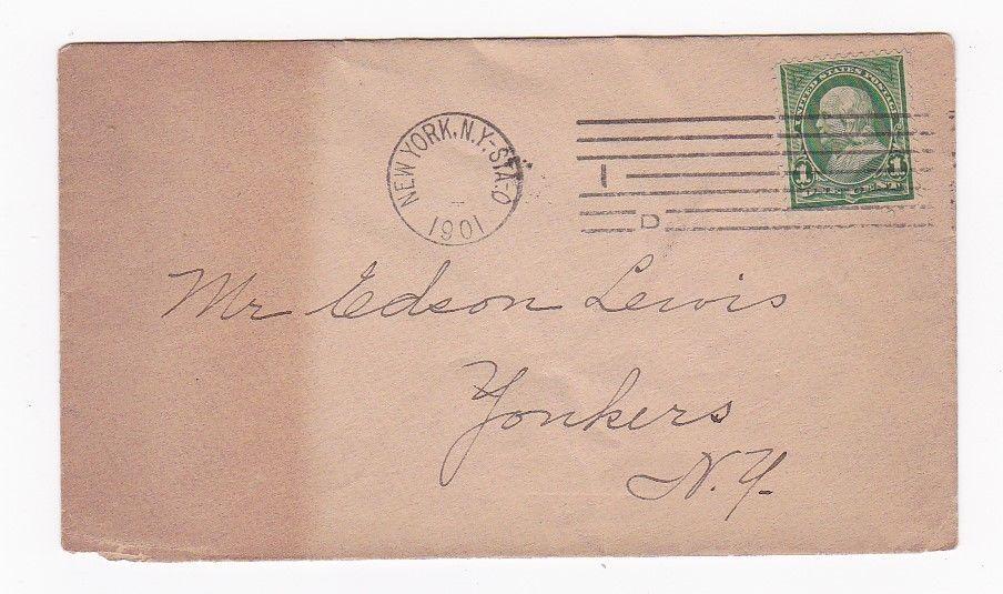 NEW YORK, NY STA. 0 1901