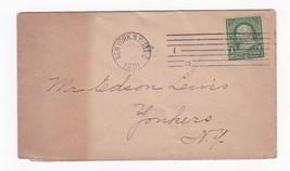 NEW YORK, NY STA. 0 1901  - $2.98