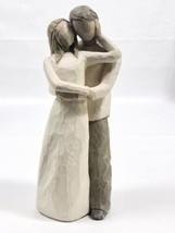 Demdaco Willow Tree People Figurine Together 2000 Man and Woman Susan Lo... - $12.73