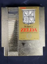 The Legend of Zelda (Nintendo Entertainment System, 1987) - $19.79