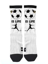 Custom Soccer is Life Socks ALL Sizes FAST SHIPPING - $12.99