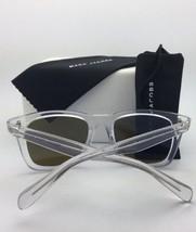 MARC By MARC JACOBS Sunglasses MMJ 335/S CRAUZ Clear Wayfarer Frame w/Red Mirror