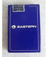 Eastern Airlines Blue Playing Cards - New - Sealed - $14.84