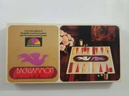 Backgammon Game Selchow & Righter - $18.69
