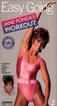 Jane Fonda's Easy Going Workout [VHS] [VHS Tape]