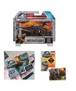 Jurassic World Proceratosaurus Dinosaur Figure and One Premium Trading Card - $15.99