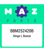 BBM252420B Mazda Hinge L Bonne, New Genuine OEM Part - $16.76