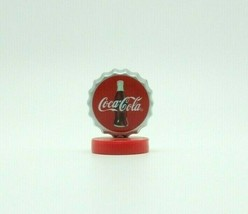 Coca-Cola Vs. Coke Bottle Cap Pawn Red Chess Replacement Game Piece 2002 - $9.99