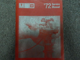 1972 Pontiac Firebird GTO Trans Am Service Shop Repair Workshop Manual F... - $69.25