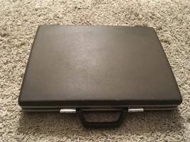 Samsonite Vintage Slim Attaché Briefcase Pebble Brown, No Key - $29.99