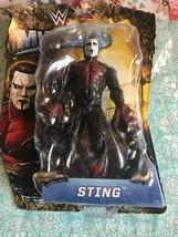 2016 WWE WWF Mattel Sting Scorpion Mutants Wrestling Figure MOC WCW NWO NWA - $24.74