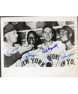 1962 NEW YORK METS Autographed Photo. Nicely signed by Ashburn, Al Jacks... - $276.21
