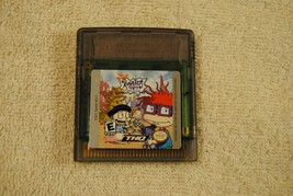 RUGRATS IN PARIS: THE MOVIE NINTENDO GAMEBOY COLOR GBC GAME 2000 - $17.99