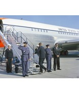 President John F. Kennedy boards Air Force One at Quonset NAS New 8x10 P... - $8.81