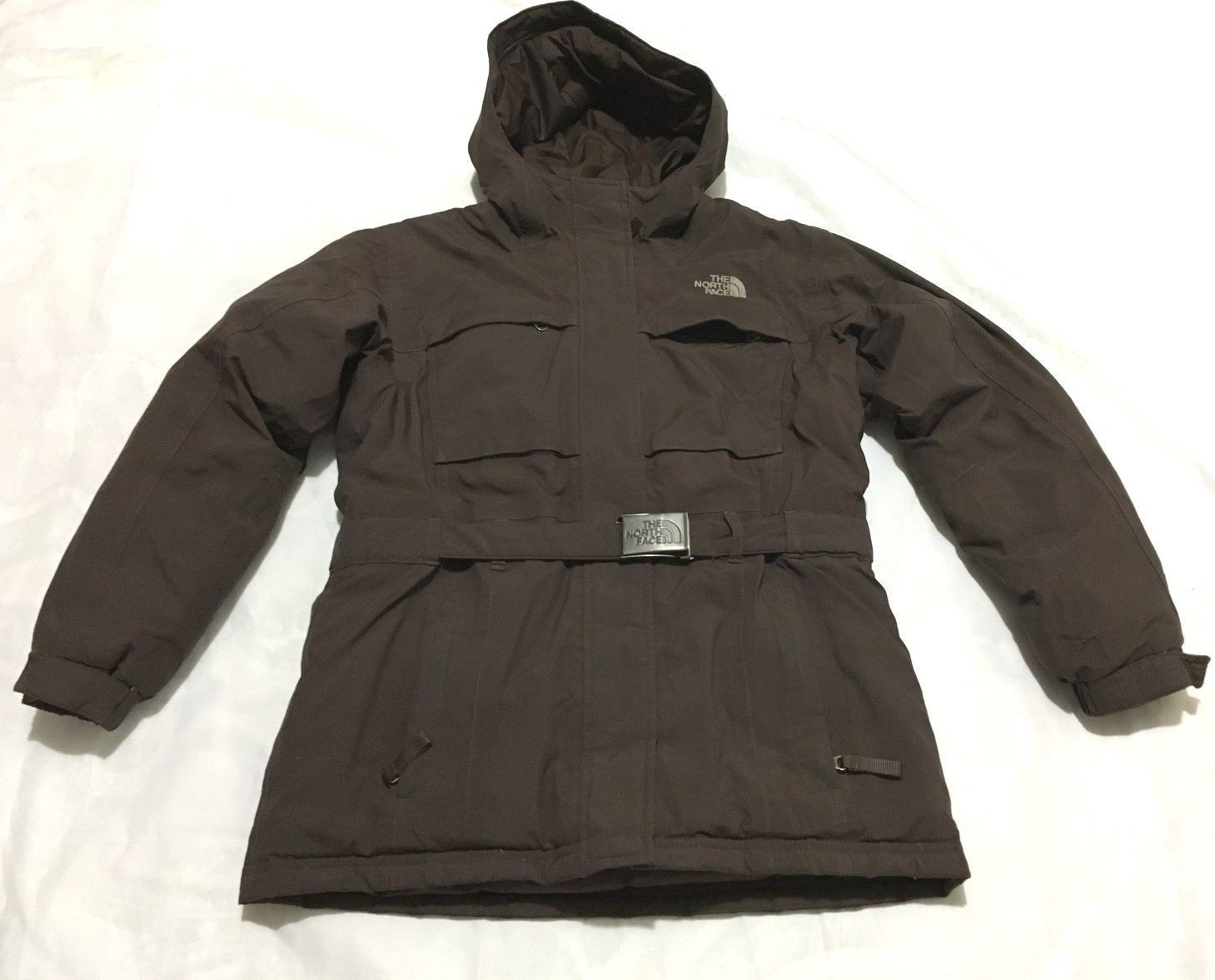 7929d1570e5b The North Face Down Hyvent Coat Brown Girls and 50 similar items