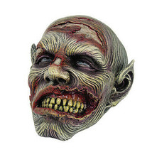 PTC Pacific giftware Halloween Smiling Zombie Skull Resin Statue Figurin... - £14.09 GBP
