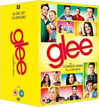 Glee Complete Series 1-6 Collection DVD Boxset **REGION 2 PLEASE READ LI... - $81.95