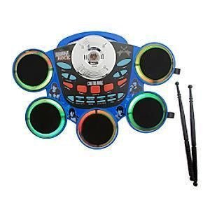 Camp Rock Electronic Drum 5 Pad Set