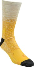 Vans Off The Wall Froth Beer Premium Socks Mens Yellow New NWT SIZE 9.5-13 - $12.16