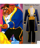 Beauty and the beast prince cosplay costume Prince cosplay costume - £20.17 GBP