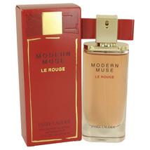 Estee Lauder Modern Muse Le Rouge Perfume 1.7 Oz Eau De Parfum Spray image 5