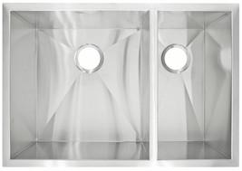 """29"""" x 10"""" Deep Kitchen Sink Modern Undermount Stainless Steel LP3R by LessCare - $185.13"""